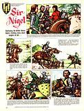 Sir Nigel, based on the novel by Sir Arthur Conan Doyle