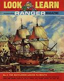 Famous Ships: The Mayflower Leaves Plymouth