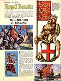 Royal Beasts –  The Lion of England