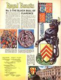 Royal Beasts: The Black Bull of Clarence