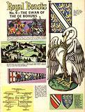 Royal Beasts: The Swan of the De Bohuns