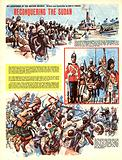My Scrapbook of the British Soldier: Reconquering the Sudan