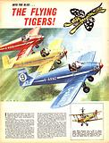 Into the Blue: The Flying Tigers!