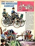 The Story of the Motor Car: The Horseless Carriage