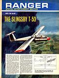 Into the Blue: The Slingsby T-53