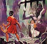 Famous Couples: Orpheus and Eurydice