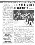 The Story of Opera: The Magic World of Operetta