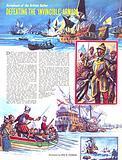 Scrapbook of the British Sailor: Defeating the 'Invincible' Armada