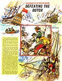 Scrapbook of the British Sailor: Defeating the Dutch