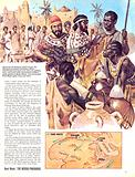 The Story of Africa: Migrant Peoples and Africa