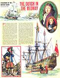 Scrapbook of the British Sailor: The Dutch in the Medway