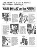 Everyday Life in Britain: 'Merrie England' and the Puritans