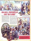 Scrapbook of the British Sailor: Malaga, Portobello and 'Old Grog'