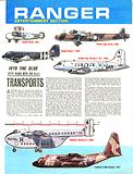 Into the Blue: Fifty Years with the RAF – Transports