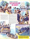 Scrapbook of the British Sailor: Captain Bligh and the Bounty