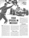 Grand Prix Racing: High Speeds in Mexico