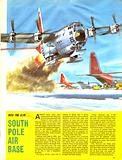 Into the Blue: South Pole Air Base