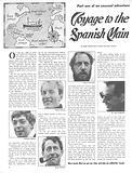 Voyage to the Spanish Main