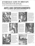 Everyday Life in Britain: Arts and Entertainments