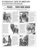 Everyday Life in Britain: Peace… Then War Again