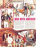 Scrapbook of the British Sailor: War With America