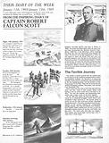 Their Diary of the Week: Captain Robert Falcon Scott
