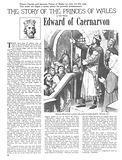 The Story of the Princes of Wales: Edward of Caernarvon