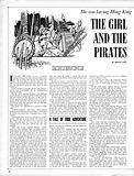 The Girl and the Pirates