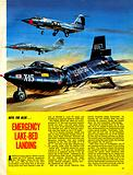 Into the Blue: Emergency Lake-Bed Landing