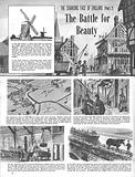 The Changing Face of England: The Battle for Beauty