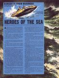 Danger Is Their Business: Heroes of the Sea
