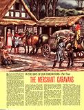 In the Days of Our Forefathers: The Merchant Caravans