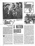 The Making of America: A Nation Divided
