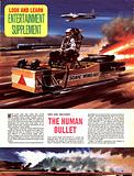 Men and Machines: The Human Bullet