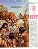 Millions of Years Ago: Fight to Survive