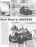 Men and Motors: The Hard Road to Success