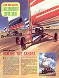 Men and Machines: Sailing the Sahara