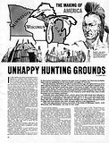 The Making of America: Unhappy Hunting Grounds