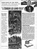 """Their Diary of the Week: """"A Thorough Good Man"""""""