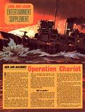 Men and Machines: Operation Chariot