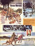 Rogers' Rangers: Three Heroes