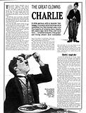 The Great Clowns: Charlie