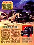 Men and Machines: The 'Go Anywhere' Truck