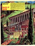 Famous Cities of the Past: Oracle at Delphi