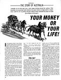 The Story of Australia: Your Money or Your Life!