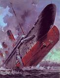 The Man and the Moment: Captain Turner of the Lusitania