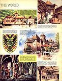 Historic Castles of the World: Chateau De Chillon, the Beautiful Prison