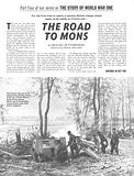 The Story of World War One: The Road to Mons