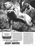 Beasts from Long Ago: Desert Hunters