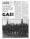 The Story of World War One: Gas!